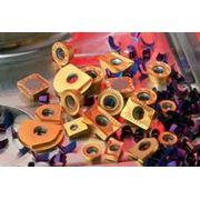 Пластины многогранные твердосплавные фото