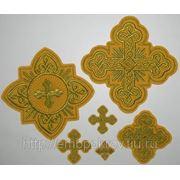 Кресты - набор иерейский 02 фото