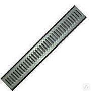 Водоприемная решетка РВ -10.13,6.100-штампованная стальная оцинкованная фото