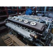 Дизельный двигатель Д12-400 фото