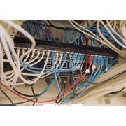 Монтаж локальных компьютерных сетей фото