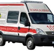 Скорая медицинская помощь на базе автомобиля IVECO Dailyr фото