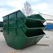 Вывоз мусора аренда контейнера 8м3 Нижний Новгород фото