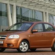 Прокат автомобилей Chevrolet AVEO фото