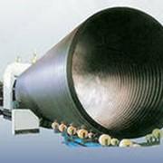 Трубы полиэтиленовые Класс жесткости S8; диаметр 600 фото