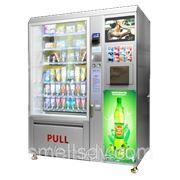 Автомат по продаже снеков/напитков/кофе LV-X01 фото