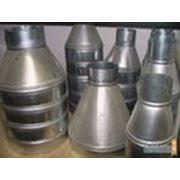 Нестандартные Изделия Из Оцинкованной стали. фото