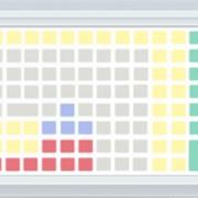 Программируемая POS-клавиатура POSUA LPOS –128P-M12(USB) фото