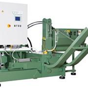 Брикетный пресс RUF 600 изготавливает брикеты размером 150 х 60 мм в сечении (немецкий стандарт DIN 51731) фото