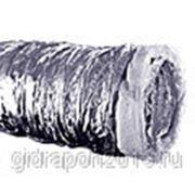 Воздуховод гибкий звуко-теплоизолированный ISO ECO 127 мм х 10 м фото