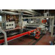 Оборудование для производства прозрачных листов и пленок высокого оптического качества. фото