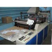 Машина для производства полиэтиленовых перчаток фото