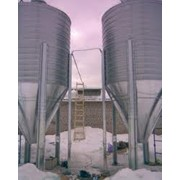 Услуги складов с бункерным оборудованием фото