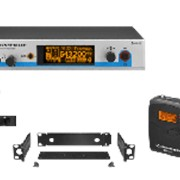 Sennheiser EW 512 G3-B-X UHF (626-668 МГц) презентационная радиосистема серии evolution G3 500, петличный микрофон MKE 2-EW, круг фото