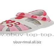Туфли ясельные р.19-22 ИК, обувь детская для девочек фото
