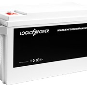 Мультигелевий акумулятор LP-MG 12-65 фото