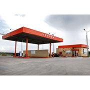 Автомобильная газозаправочная станция фото