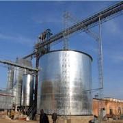 Проектирование новых, ремонт и реконструкция существующих объектов по доработки зерна; фото