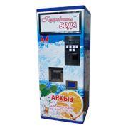 Торговый автомат газированной воды TA 5AS «Антей-2» фото
