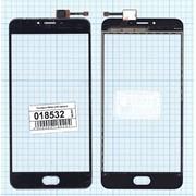 Сенсорное стекло (тачскрин) для Meizu U20 черное, Диагональ 5.5, 1080x1920 фото