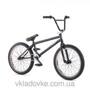 """Велосипед BMX WTP CRYSIS TT 21"""" серый, черный 2014 фото"""