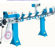 Оборудование для производства жалюзи. Станки-автоматы серии М-410 предназначены для профилирования, вырезания отверстий, резки жалюзийной алюминиевой ленты шириной 25 мм или 16 мм на требуемую длину фото