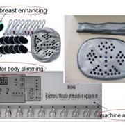 Electro stimulation machine Миостимулятор (электромиостимулятор) — устройство для воздействия на мышцы тела фото