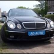 Автомобиль Mercedes-Benz E 55 AMG фото