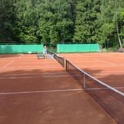 Проектирование, строительство теннисных кортов фото