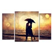 Картина Прогулка под дождем фото