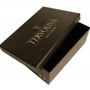 Создание логотипа, коробок для обуви фото