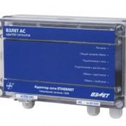 Адаптер сигналов Ethernet АСЕВ-040 фото