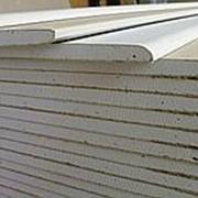 Гипсокартонный лист КНАУФ (ГКЛ) ПЛУК 3000х1200х9,5 мм фото