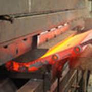 Услуга горячей объемной штамповки металлов. фото