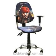 Кресло Бридж Хром Дизайн Дисней Пираты карибского моря Джек Воробей фото