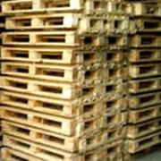 Европоддоны деревянные фото