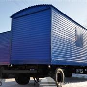Здание мобильное (инвентарное), контейнерного типа Общежитие фото