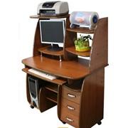 Изготовление мебели под заказ. Компьютерный стол модель ks28. фото