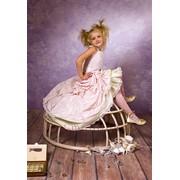 Платья для девочек от 6мес - 9 лет фото