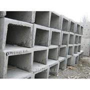 Лоток теплотрасс, железобетонный Серия 3.006.1-2.87, Л-7-8 фото