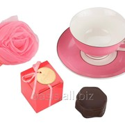 Подарочный набор Цветущая роза фото