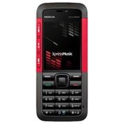 Сотовый телефон Nokia 5310 Black Red фото