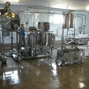 Оборудование для выработки кефира, козьего молока, творога фото