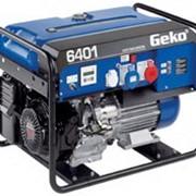 Аренда электростанций и генераторов Geko 6401 5,5 кВт фото