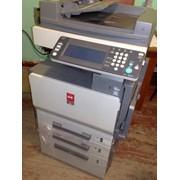 Копир, принтер, сканер Konica Minolta Bizhub C252 фото