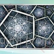 Инфракрасный обогреватель 1200мм х 600мм окантовка алюминиевый багет фото