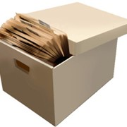 Архивный короб фото