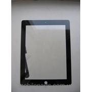 Сенсор Тачскрин Apple Ipad 3/4 (черный) фото