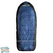 Спальный мешок Caribee Tundra Jumbo / -10°C Steel Blue (Left) фото