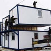Монтаж сборных бетонных и ж/б конструкций фото